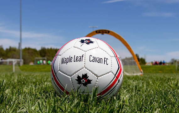 Maple Leaf, Cavan FC Soccer League