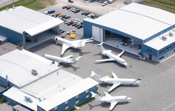 The Peterborough facility of Flying Colours Corp. continues to expand