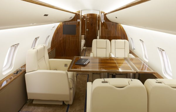 Flying Colours Corp, enables productivity in flight with its quality interior completions