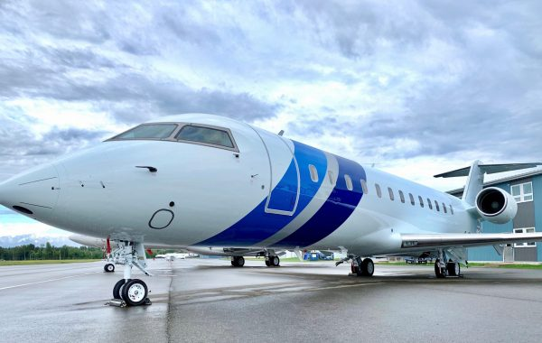 Flying Colours completes trio of corporate shuttles for North American customer