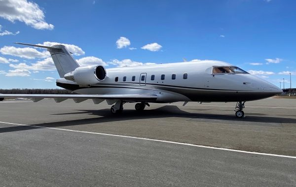 Flying Colours installing its first Ka-band system on a Bombardier Challenger 604  Ready to install Pro-Line Fusion® avionics for CL604